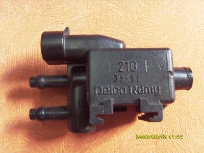 碳罐电磁阀